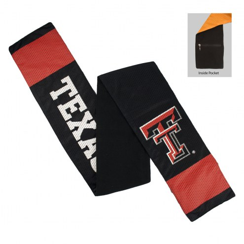 Texas Tech Red Raiders Jersey Scarf
