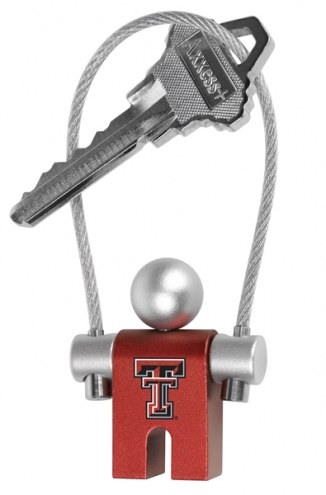 Texas Tech Red Raiders Jumper Keychain
