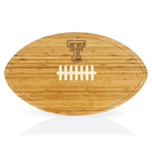 Texas Tech Red Raiders Kickoff Cutting Board