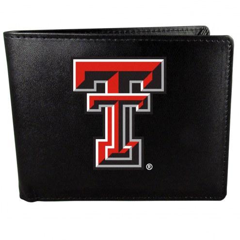Texas Tech Red Raiders Large Logo Bi-fold Wallet