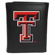Texas Tech Red Raiders Large Logo Tri-fold Wallet