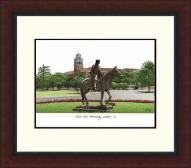 Texas Tech Red Raiders Legacy Alumnus Framed Lithograph