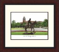 Texas Tech Red Raiders Legacy Alumnus Framed Lithograph