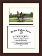 Texas Tech Red Raiders Legacy Scholar Diploma Frame