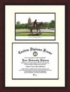 Texas Tech Red Raiders Legacy Scholar Diploma Frame