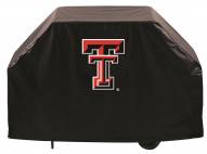 Texas Tech Red Raiders Logo Grill Cover