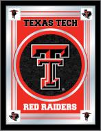 Texas Tech Red Raiders Logo Mirror
