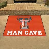 Texas Tech Red Raiders Man Cave All-Star Rug