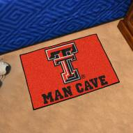 Texas Tech Red Raiders Man Cave Starter Mat