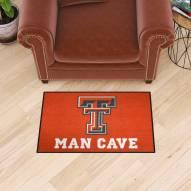 Texas Tech Red Raiders Man Cave Starter Mat