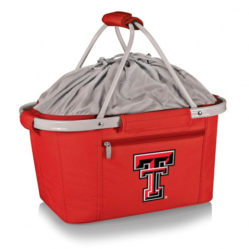 Texas Tech Red Raiders Metro Picnic Basket