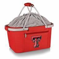 Texas Tech Red Raiders Metro Picnic Basket