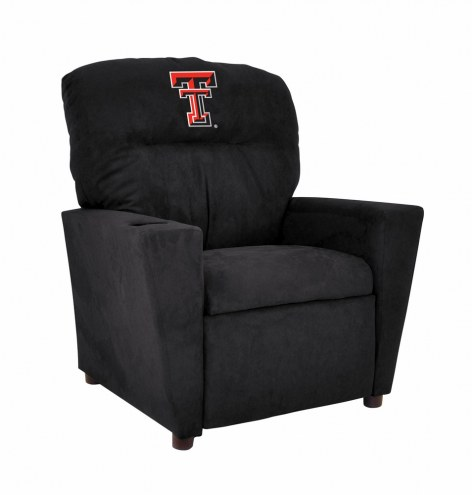 Texas Tech Red Raiders Microfiber Kid's Recliner