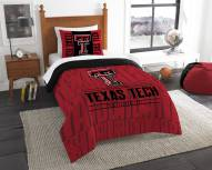 Texas Tech Red Raiders Modern Take Twin Comforter Set