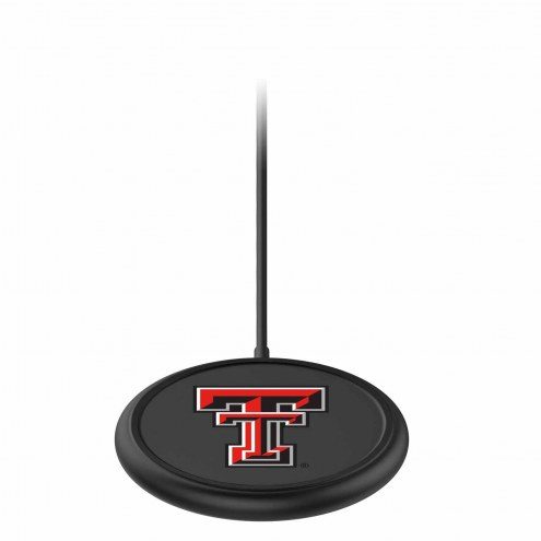 Texas Tech Red Raiders mophie Charge Stream Pad+ Wireless Charging Base