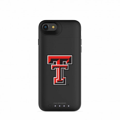 Texas Tech Red Raiders mophie iPhone 8/7 Juice Pack Air Black Case