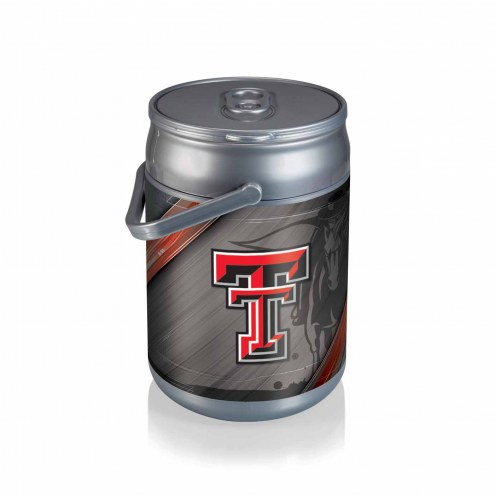 Texas Tech Red Raiders NCAA Can Cooler