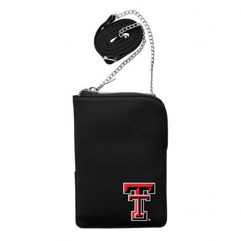 Texas Tech Red Raiders Pebble Smart Purse