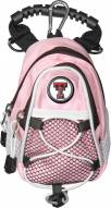Texas Tech Red Raiders Pink Mini Day Pack