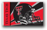 Texas Tech Red Raiders Premium Helmet 3' x 5' Flag