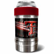 Texas Tech Red Raiders Red 12 oz. Locker Vacuum Insulated Can Holder