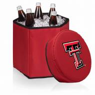 Texas Tech Red Raiders Red Bongo Cooler