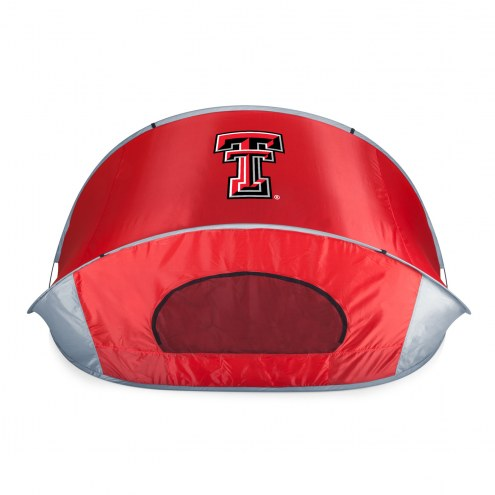Texas Tech Red Raiders Red Manta Sun Shelter