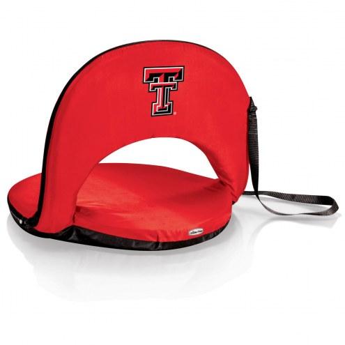 Texas Tech Red Raiders Red Oniva Beach Chair