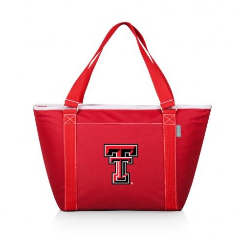 Texas Tech Red Raiders Red Topanga Cooler Tote
