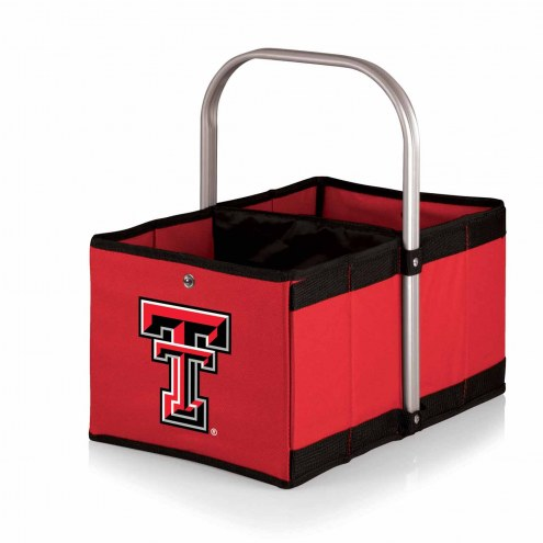 Texas Tech Red Raiders Red Urban Picnic Basket