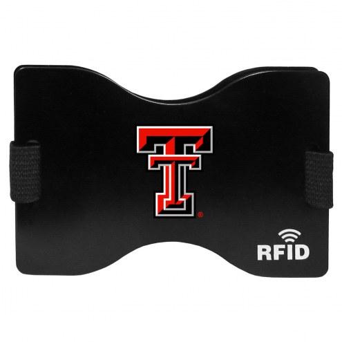 Texas Tech Red Raiders RFID Wallet