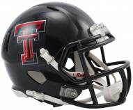 Texas Tech Red Raiders Riddell Speed Mini Collectible Football Helmet