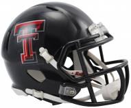 Texas Tech Red Raiders Riddell Speed Mini Collectible Football Helmet