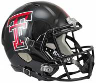 Texas Tech Red Raiders Riddell Speed Collectible Football Helmet