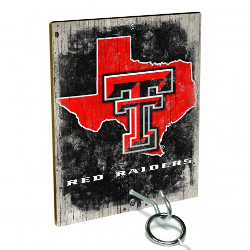 Texas Tech Red Raiders Ring Toss Game