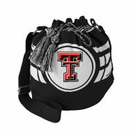 Texas Tech Red Raiders Ripple Drawstring Bucket Bag