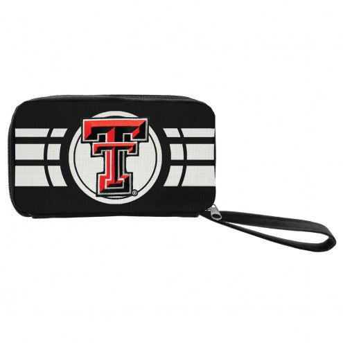 Texas Tech Red Raiders Ripple Zip Wallet