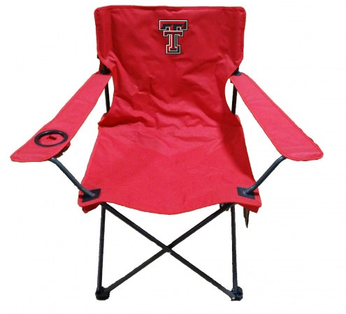 Texas Tech Red Raiders Rivalry Folding Chair