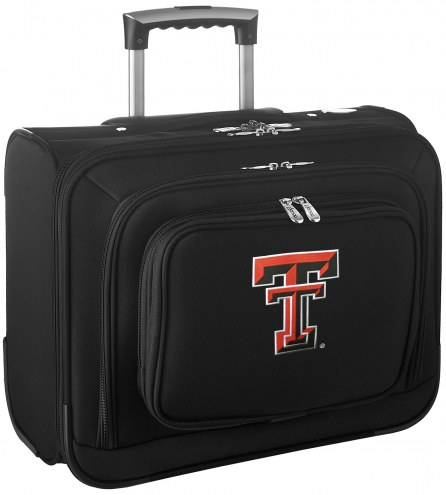 Texas Tech Red Raiders Rolling Laptop Overnighter Bag