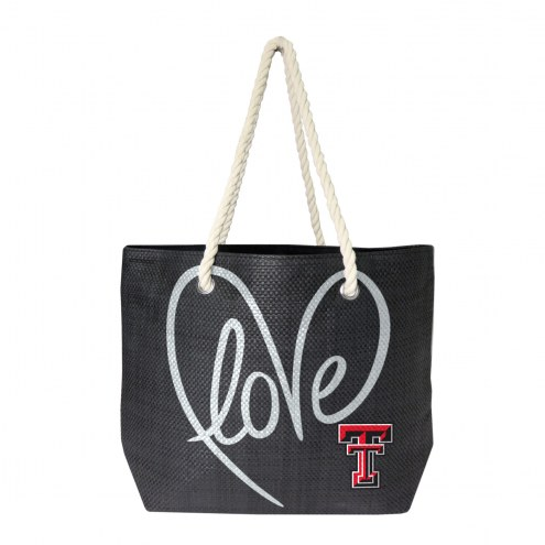 Texas Tech Red Raiders Rope Tote