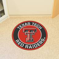 Texas Tech Red Raiders Rounded Mat