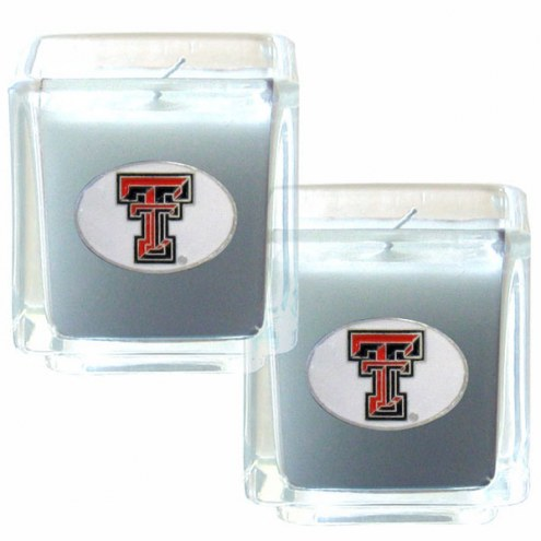 Texas Tech Red Raiders Scented Candle Set
