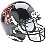 Texas Tech Red Raiders Schutt Mini Football Helmet