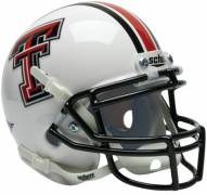 Texas Tech Red Raiders Schutt XP Collectible Full Size Football Helmet