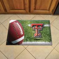 Texas Tech Red Raiders Scraper Door Mat