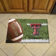 Texas Tech Red Raiders Scraper Door Mat