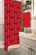 Texas Tech Red Raiders Shower Curtain