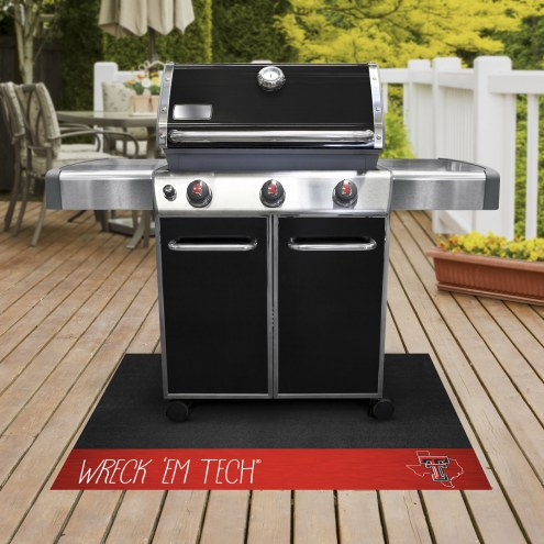 Texas Tech Red Raiders Southern Style Grill Mat