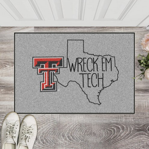 Texas Tech Red Raiders Southern Style Starter Rug