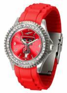 Texas Tech Red Raiders Sparkle Women's Watch